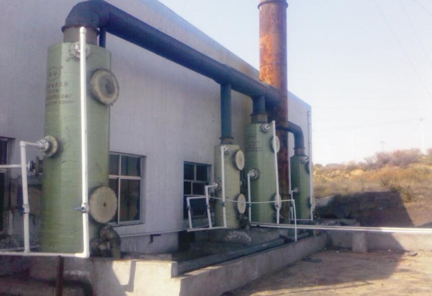 脱硫塔项目工程案例